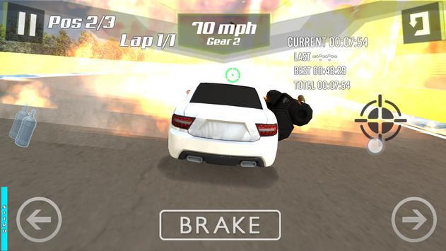 Death Rally : Car Death Racing apk screenshot