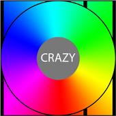 Crazy Random Colors icon