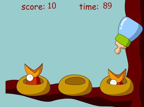 เกมส์เลี้ยงลูกนก screenshot 2