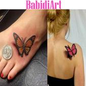Female Tattoo Designs icon