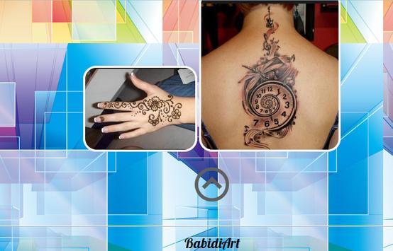 Female Tattoo Designs screenshot 2