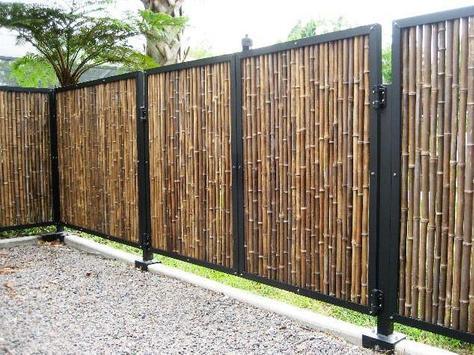 Modern fence design ideas apk download free house home app for modern fence design ideas poster workwithnaturefo