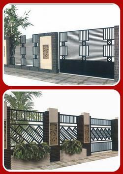 Fence Design Ideas screenshot 2
