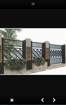 Fence Design Ideas screenshot 4
