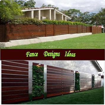 Fence Designs Ideas poster