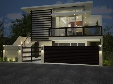 Fence House Design apk screenshot