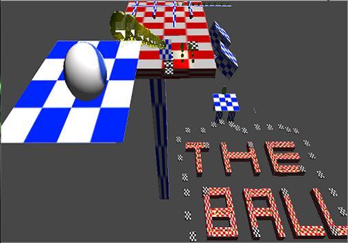 THE BALL and coins 1.0 apk screenshot