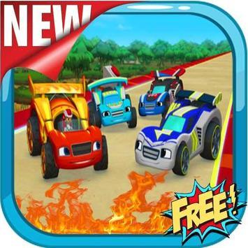 Blaze Monster Back To Velocityville apk screenshot