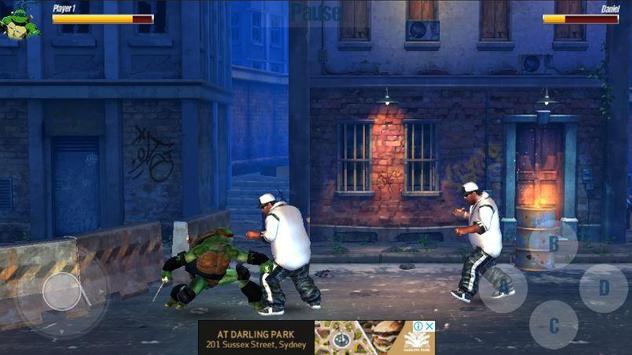 street fighting:  kung heroes combat battle 2018 screenshot 4
