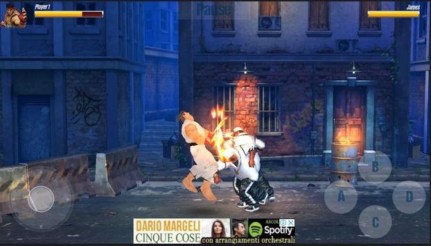 street fighting:  kung heroes combat battle 2018 screenshot 1