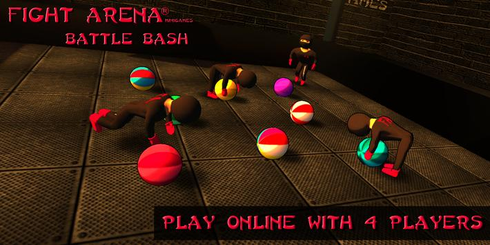 FAMinigames Battle Bash Free apk screenshot