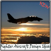 Fighter Aircraft Design Ideas icon