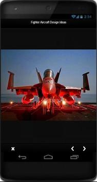 Fighter Aircraft Design Ideas apk screenshot