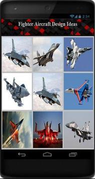 Fighter Aircraft Design Ideas poster