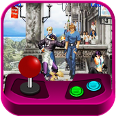 code King of Fighters 2002 KOF Moves icon
