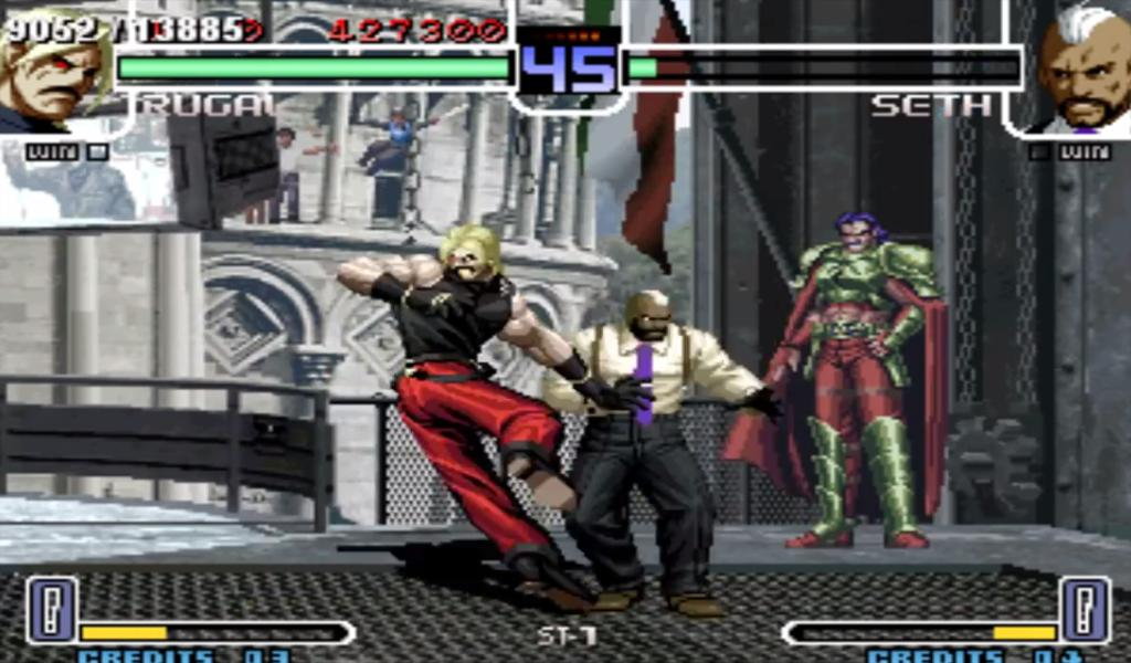 Code Arcade King Of Fighters 2002 Moves For Android Apk Download