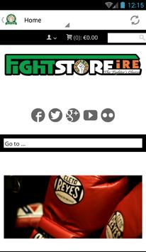 Fight Store Ireland apk screenshot