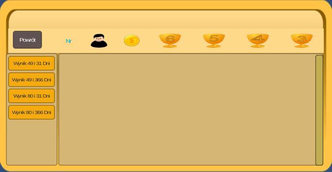 Symulator Gier Liczbowych apk screenshot