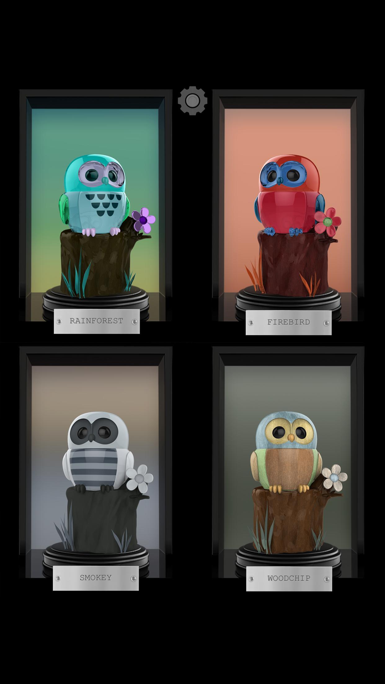 Figuromo Kids : Owl poster