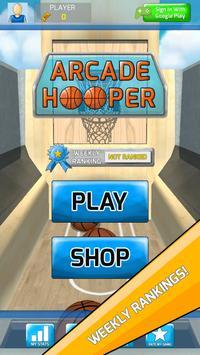 Arcade Hooper poster