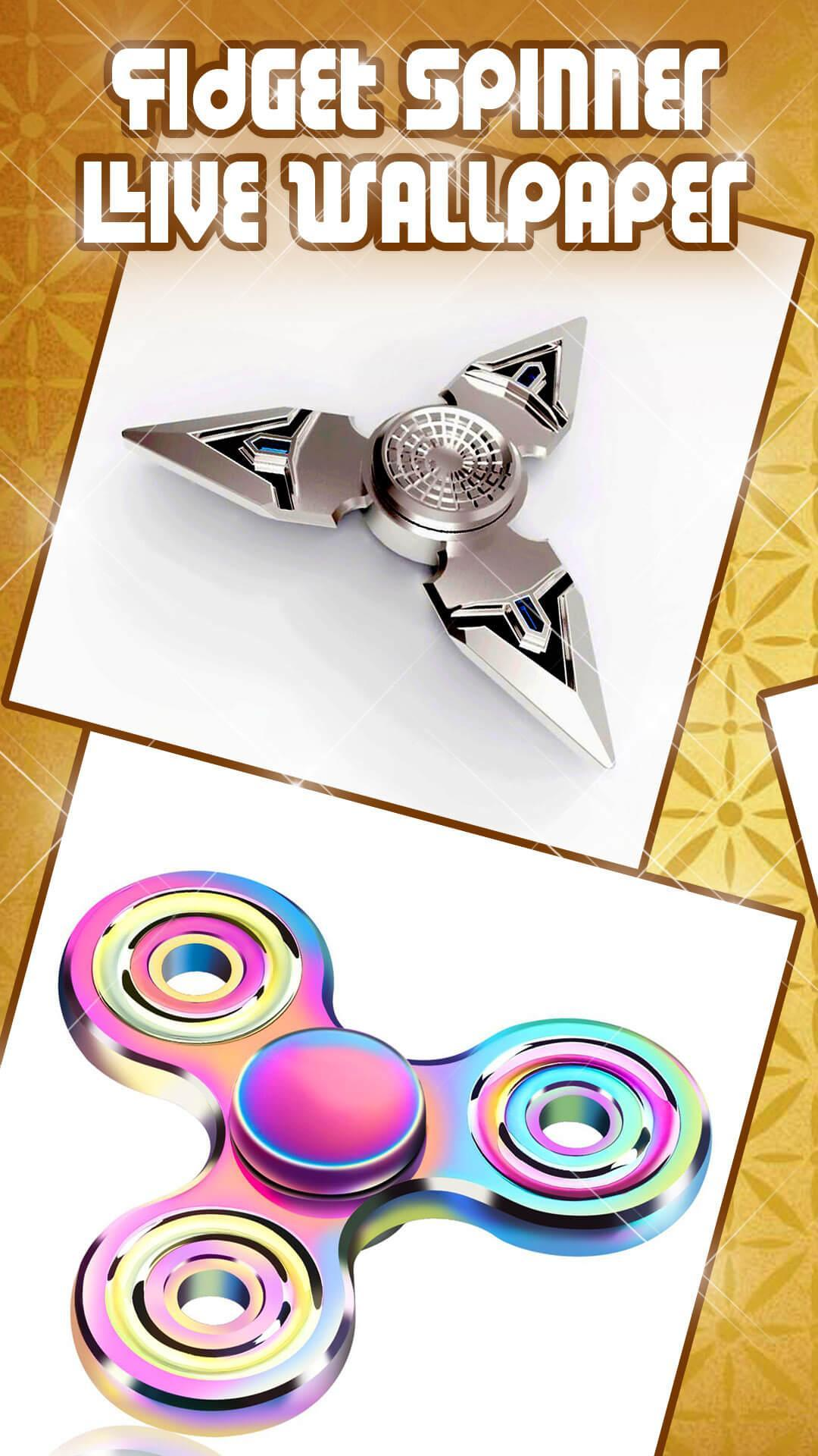 Fid Spinner Wallpaper Animasi GIF Gambar Lucu For