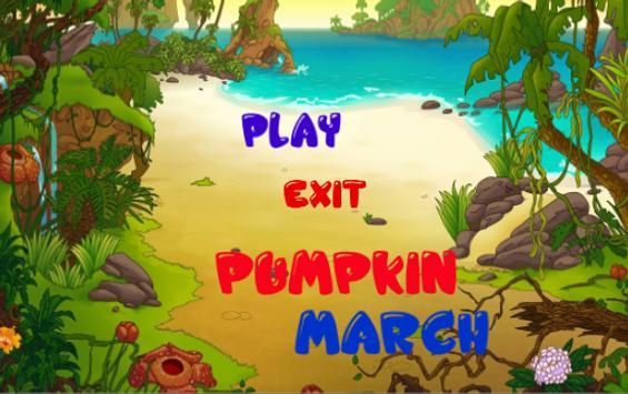 Super Pumpkin March apk screenshot