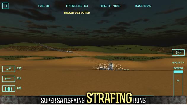 Close Air Support Hero: A-10 Warthog apk screenshot
