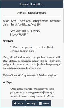 Kitab Syarah Uqudul Lujain screenshot 3