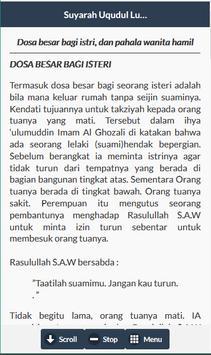 Kitab Syarah Uqudul Lujain screenshot 19