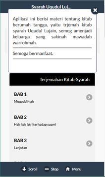 Kitab Syarah Uqudul Lujain screenshot 2