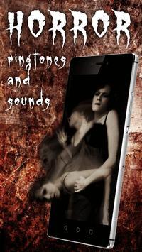Horror Ringtones And Sounds apk screenshot