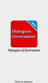 Government Genre Filmy Dialogues poster