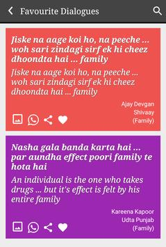 Family Status Filmy Dialogues screenshot 3