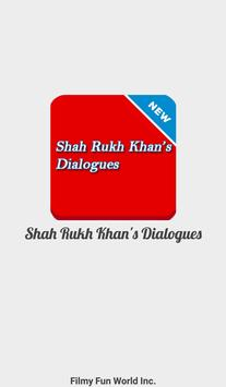 Shah Rukh Khan Filmy Dialogues screenshot 7