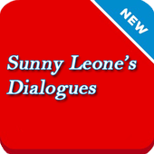Sunny Leone Filmy Dialogues icon