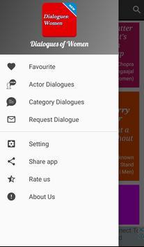 Women Status & Filmy Dialogues screenshot 6