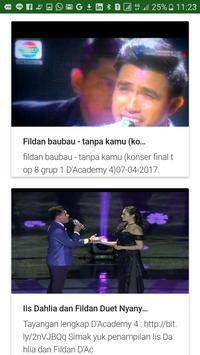 Video Fildan Bau-Bau DAA 3 Indosiar apk screenshot