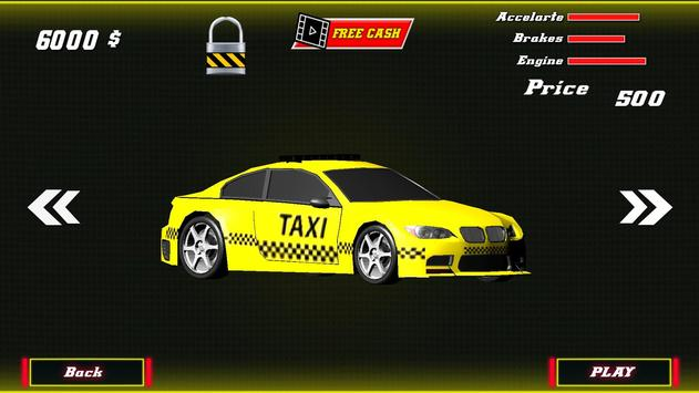 Furious Taxi City Driver apk screenshot