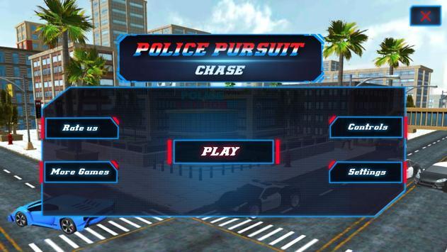 Police Pursuit Chase apk screenshot