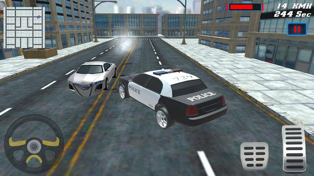 Police Pursuit Chase poster