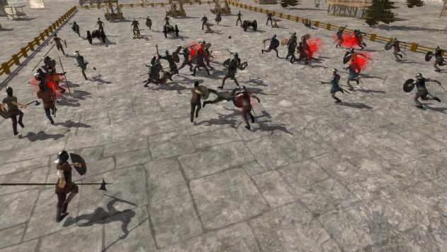 Medieval Battle Simulator apk screenshot