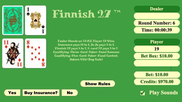 Finnish 27 screenshot 1