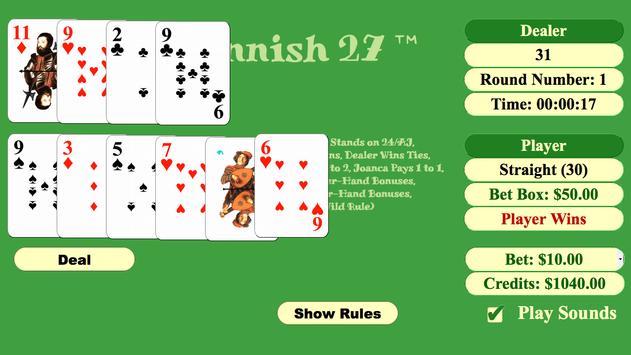 Finnish 27 ™ apk screenshot