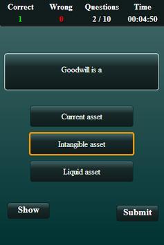 Financial Management Quiz screenshot 10