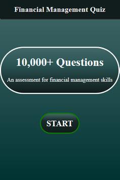 Financial Management Quiz screenshot 1
