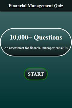Financial Management Quiz screenshot 1