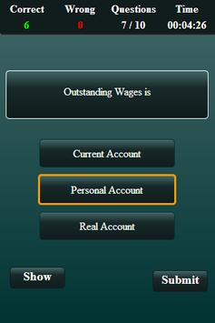 Financial Management Quiz screenshot 4