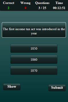 Financial Management Quiz screenshot 9
