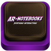 AR-notebooks icon