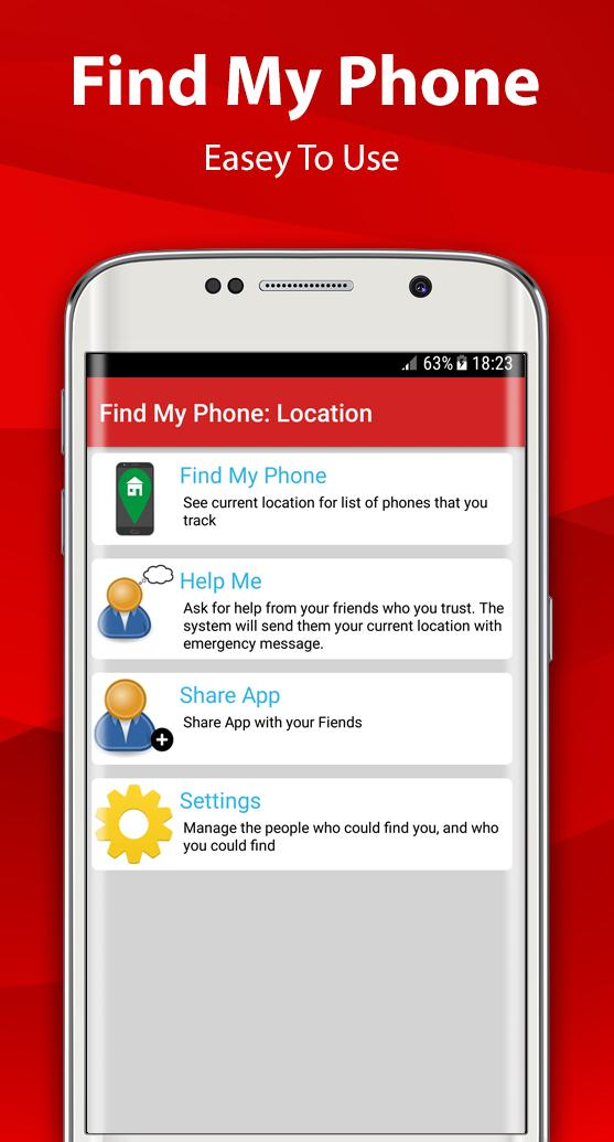 Find My Phone Free -locate my phone for Android - APK Download